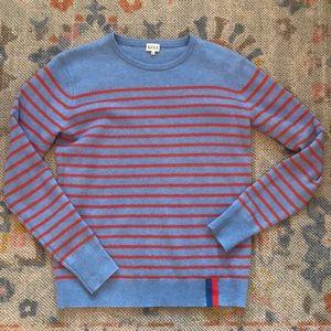 Kule stripe cashmere sweater xs